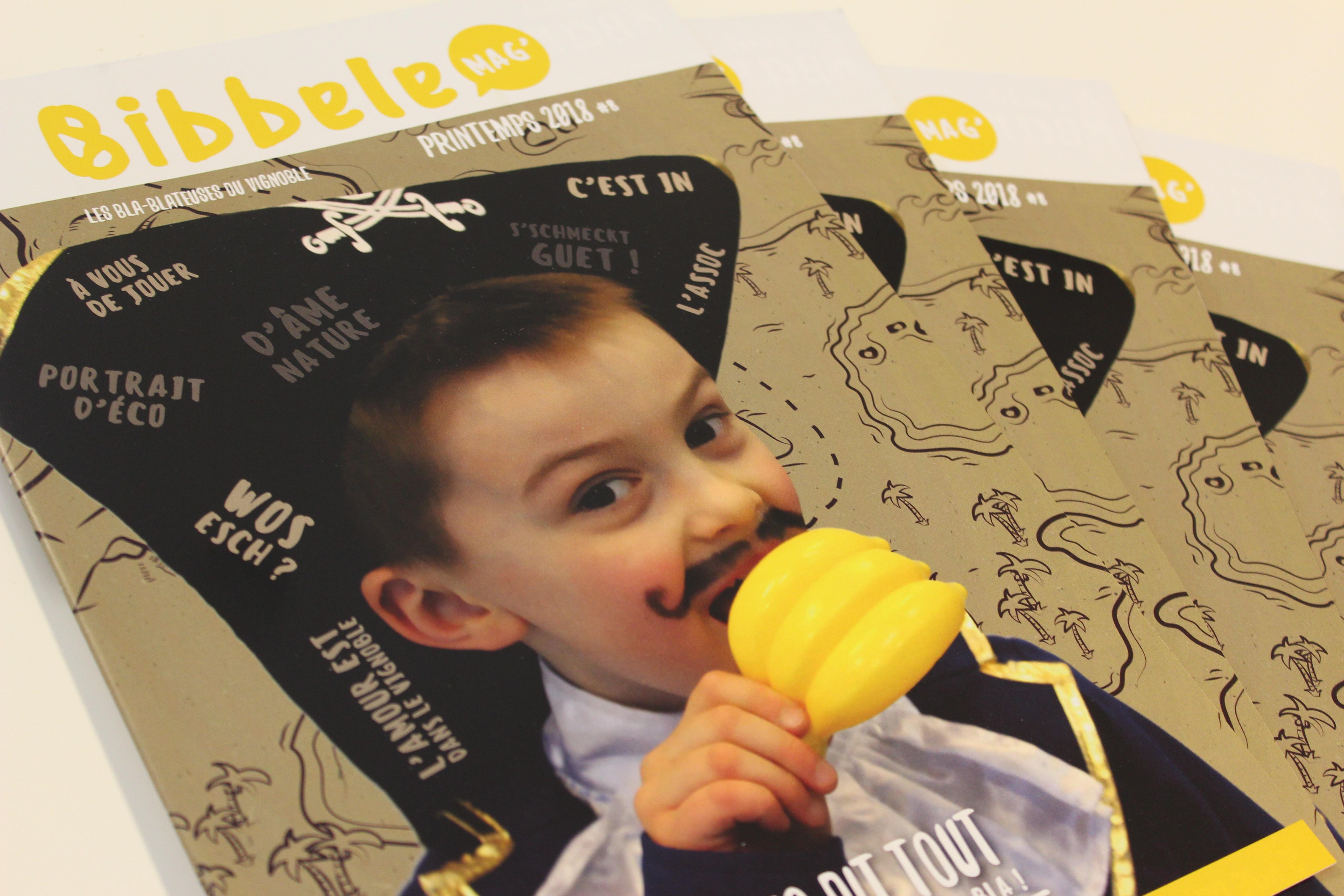 Couverture du Bibbele Mag' n°8