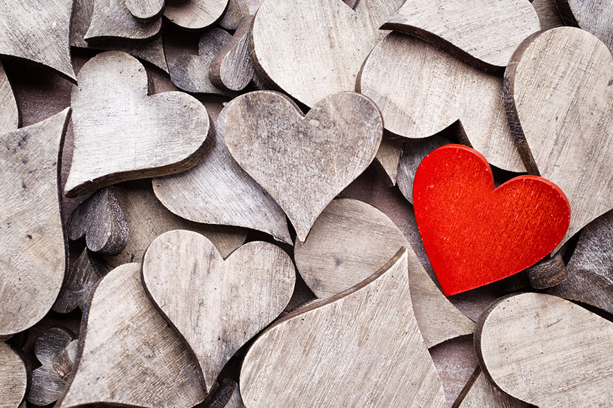 Menu spécial Saint-Valentin !